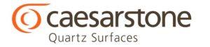caesarstone quartz surfaces logo